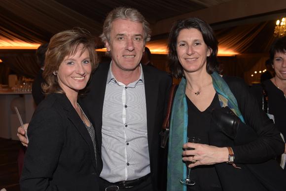 42. Nathalie Satin (Ville de Lyon), Maitre Yves Hartemann et la décoratrice Charlotte Perrin