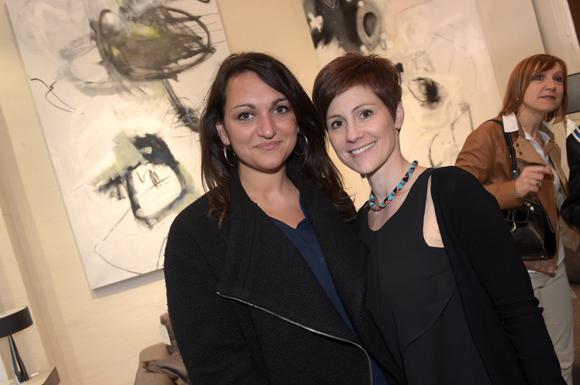 4. Noémie Gilbert (Harmonie Mutuelle) et Caroline Grégoire (MVP Agence)