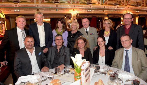 46. Les invités du Groupe Byblos