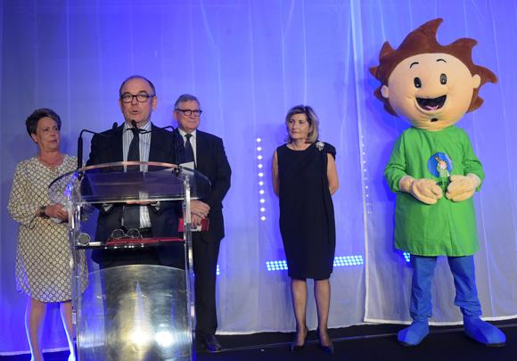 48. Yvon Léa, président de la Banque Rhône-Alpes
