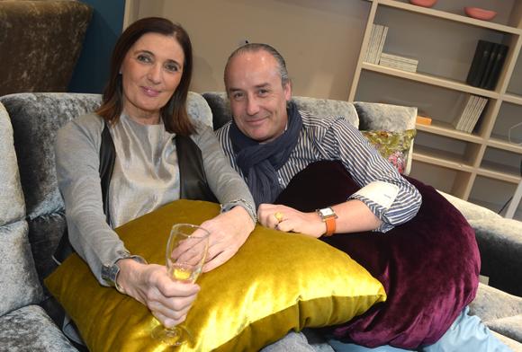 6. Carole Brosset (Morphée) et Richard Thavel (SCP Zerbib)