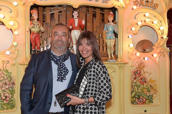 6. Pierre Nallet (AnaHome Immobilier) et son épouse Catherine
