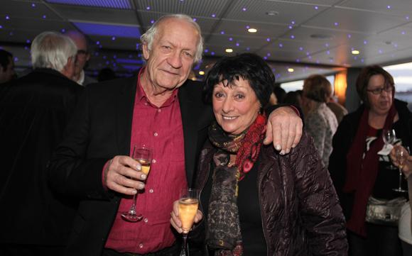 7. René Tirollo et son épouse Cécile