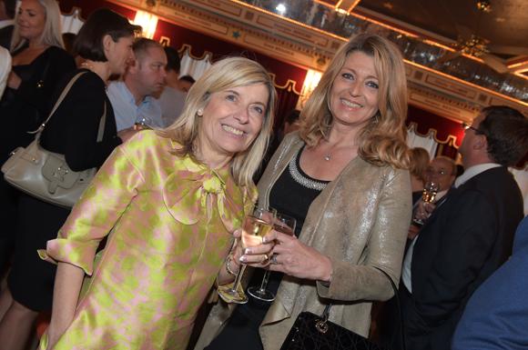 9. Brigitte Lhermet (Club Med) et Florence Beylat (Shortline)