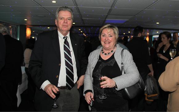 9. Yves Petit (Y2P consulting), son épouse Marie-Frédérique