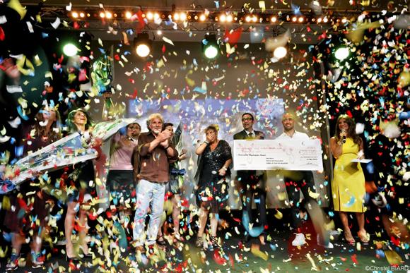 Dîner de gala Huntington Avenir au Casino Le Lyon Vert