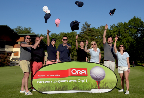 Trophée Orpi au Golf Club de Lyon