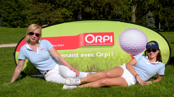 13. Elise Michaud et Rania Clech (Orpi Lyon 5ème)