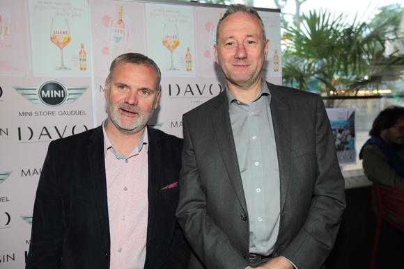 13. Lillet : Pascal Delaporte et Jean-Michel Wetch, directeur régional