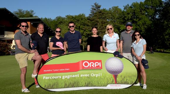 14. L'équipe Orpi Lyon