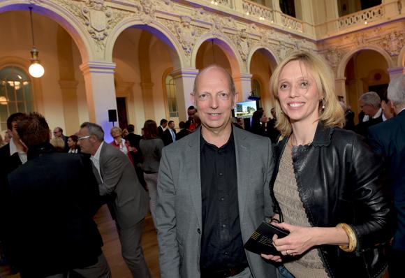 17. Patrick Leroy (Sud Architecte) et Valérie Hestin (Zolpan)