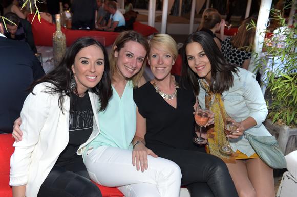 18. Anna Abran, Stéphanie Pleynet (Roudaut), Claire Krummenacker (Sagarmatha) et Kelly Duvert (Capi France Immobilier)