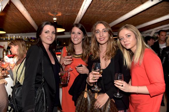 19. Charlotte Correard, Camille Pin, Ness Lagatta et Lou Niedree
