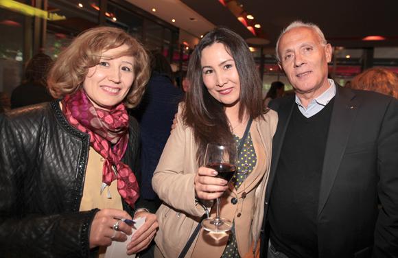 19. Tulen Bayeva, Saltanat Aia et Bernard Collini (BCC)