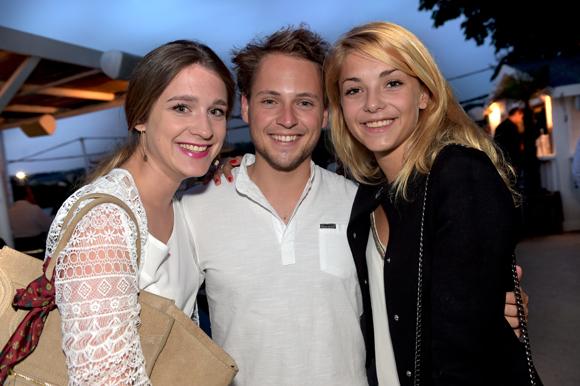 20. Alexia Sintzoff, Clément Marie et Clara Bouclier
