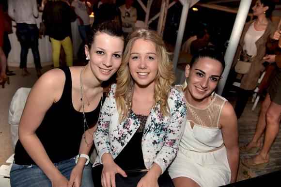 22. Audrey Beaumadier, Lucie Novert et Virginie Peyron