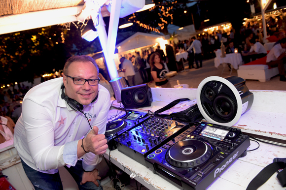 28. DJ Philippe Jacquet