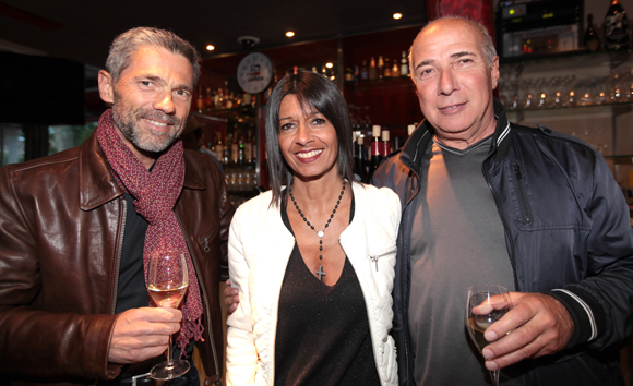 28. Rémi Muth, Nathalie Chanfray et Charles Combaro (Terre Sens)