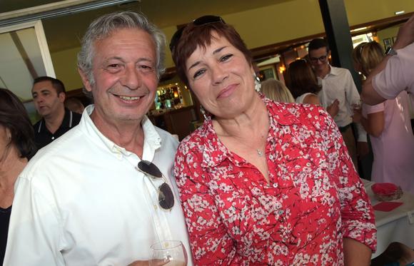 30. Alain Dervieux (Rubantex) et Michele Bonnet-Piron