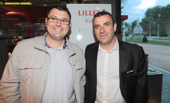 30. Gaël Martin et Sébastien Atchekguezian (Lillet)