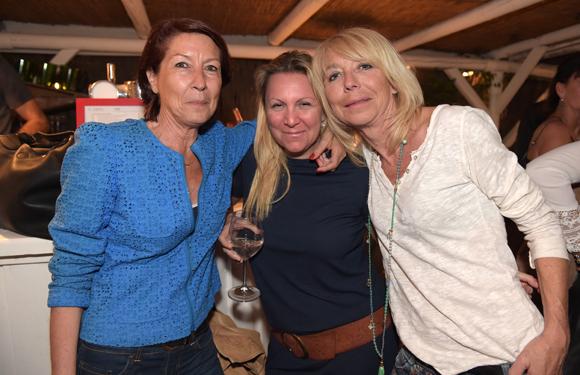 33. Cathy, Stéphanie et Myriam