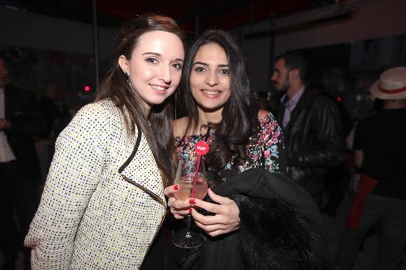 34. Aurélie Dorigné et Rouba Ayache