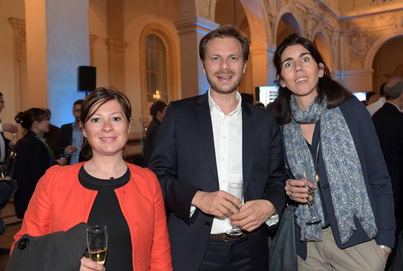 39. Claire Touzet, Jérome Loisy et Béatrice Giry (Alcyconseil)
