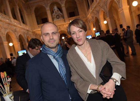 41. Maitres Laurent Stamm (CMSBFL) et Céline Flotard (BDMV Avocats)