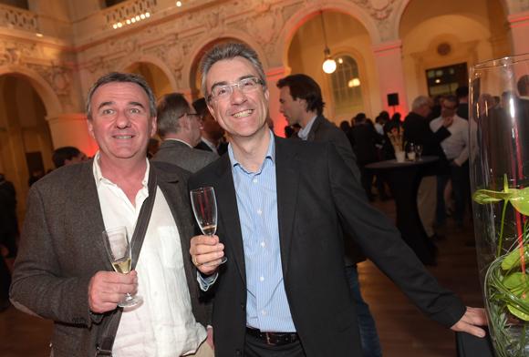 43. Jean-Jacques Falaise (Floriot) et Jean-Albert Gonnard (Arpege)