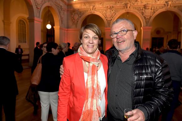 49. Céline Pomathiod-Carry (TGL Group-Floriot) et Alain Busson (GPH conseil)