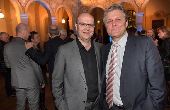 51. Julien Desbottes (Agir Audit & Gestion) et Marc Balas (Crédit Agricole)