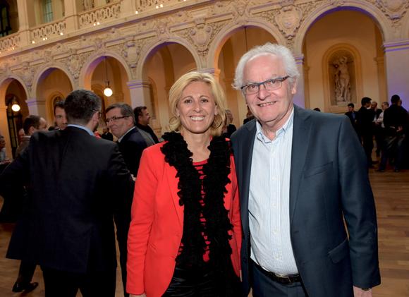 6. Dany Morsilli (La Sphère des Possibles) et Joël Lenoir (Xanadu)