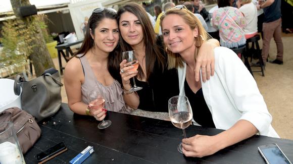 9. Sandra Sanchez, Anaïs Renard et Julie Sari