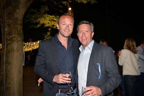 12. Sylvain Parot (Medline) et Laurent Legost (Charnwood)