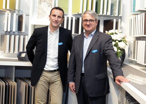 13. Christophe Callon et Jacques Bestre (Décoceram)