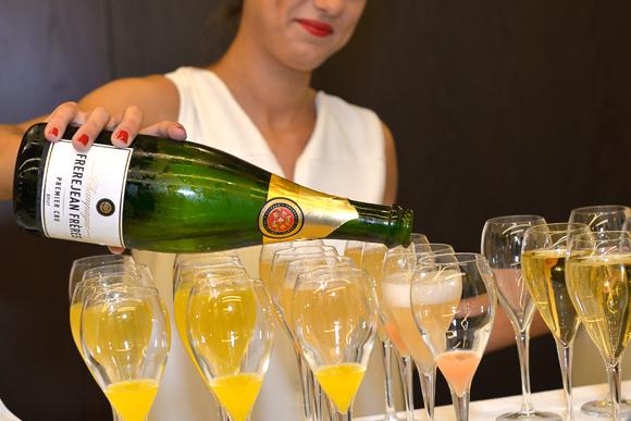 14. Champagne Frerejean Frères Premier Cru