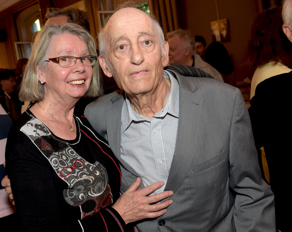 14. Mario Gurrieri et son épouse Renée