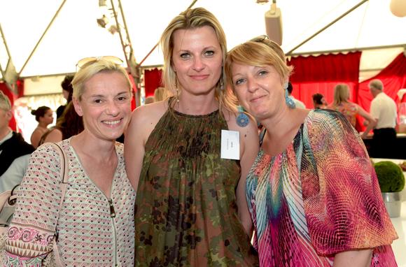 14. Sylvie Bourdin (SBBRT), Carine Rodriguez (Gipsa) et Amandine Vieux (SBBRT)
