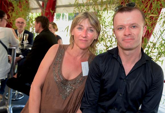 15. Christine Held et Jean-Jacques Charvon-Beranger (Galyo)