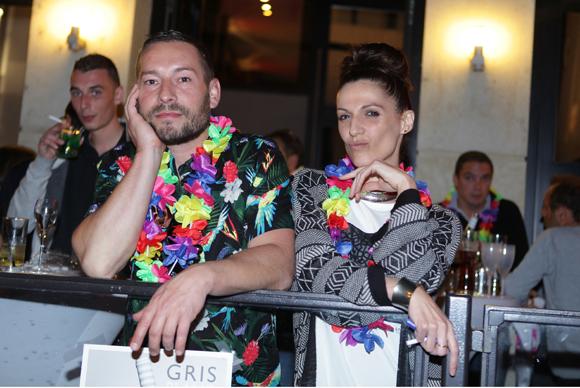 16. Tony Gonçalves (Distriflex) et Nathie