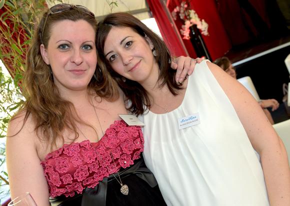 16. Sandrine Loriot (SBBRT) et Aurélie Delavauvre (Servi Gaz)