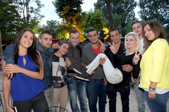 17. Alexia Gubian et ses friends