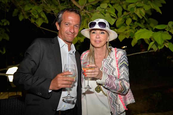 17. Denis et Valérie Drapier (Banque Populaire)
