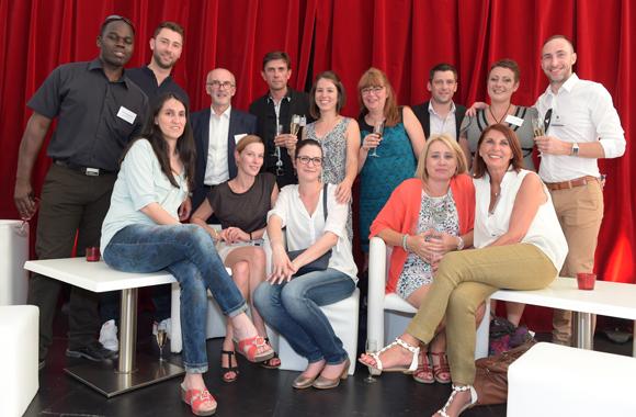 17. Gilles Boudry et son équipe (Citya Immobilier)