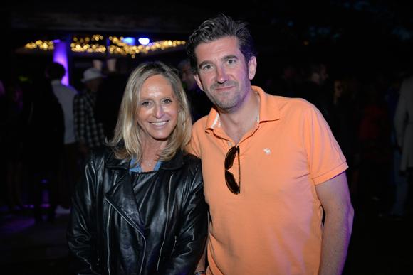 19. Catherine Ricard (CGPME) et Frédéric Chapuis (Chaps)
