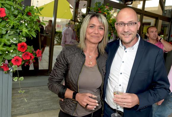 19. Daniel Borja (Aragor) et Nathalie Cubadda