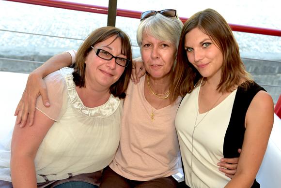 19. Michele Simon (Régie Mitanchet), Christiane Souillet et Marlène Ancely (Nexity Lyon Garibaldi)