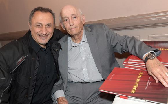 21. Daniel Pechet et Mario