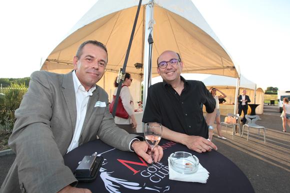 22. Hervé Esposito (Also) et Patrick Amar (Expert et finance)