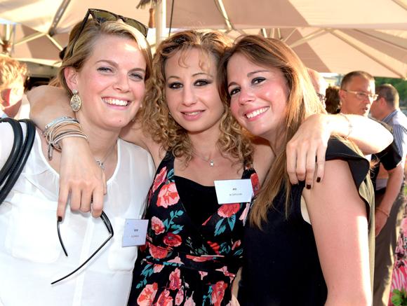 25. Marianne Livraghi (B.B.B), Juliette Defillon (ASI) et Ludivine Gelot (B.B.B)